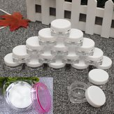 50Pcs Cosmetics Empty Can Container 3ml