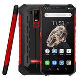 Ulefone Armor 6S NFC IP68 IP69K Wodoodporny 6,2 cala 6 GB 128 GB 5000 mAh Ładowanie bezprzewodowe Helio P70 Octa core 4G Smartphone