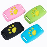 Z8-A GSM GPRS Tracking Locator Mini GPS Tracker with Light Waterproof Pet Collar for Pets Dogs Cats Cattle Sheep