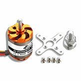 Flash Hobby D3548 790KV 900KV 1100KV 3-5S Brushless Motor For RC Airplane