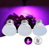 3 Watt 4 Watt 5 Watt E27 LED Wachsen Glühbirne Vollspektrum Gemüse Blume Zimmerpflanze Hydrokultur Lampe AC110V AC220V