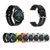 Bakeey 22MM Vibrant Colorful Bracelet de montre intelligente pour Huawei GT 2 Version 46MM Montre intelligente
