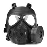 M04 Airsoft Paintball Dummy Gas Mask Fan pro Cosplay Protection Gear Wargame