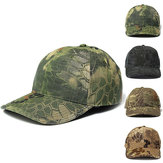 Men Adjustable Camouflage Hat Hunting Fishing Hiking Military Baseball Cap