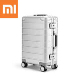 Originální Xiaomi LXX09RM 20 palcový cestovní kufr Muži Ženy Business kufr 31L hliníková slitina TSA Lock Spinner Wheel Carry On Luggage Case