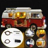 Mise à jour LED Kit d'éclairage léger pour briques LEGO 10220 T1 Campingbus VW CAMPER VAN
