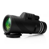 IPRee® MNV-L1 40X60 Dual Focus Optics Monocular HD Waterproof Telescope Day&Night Vision 500M/ 9500M