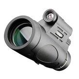 FEIRSH MLS-L2 12x40 BAK4 Lumière Laser Monoculaire Version Version Lampe de Poche Monoculaire FMC