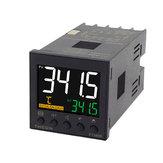 FT3415 LCD Akıllı Pid Sıcaklık Kontrol Ölçer E5CC Sıcaklık Kontrol Cihazı RS485 Haberleşme ile