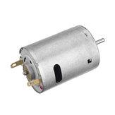 1pc 380 motor para bomba de pulverización de agua de 16 mm Turbina de propulsor de chorro Motor Empujador Servo DIY Jet / pesca RC barco Piezas