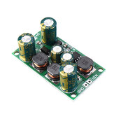 2 in 1 8W 3-24V to 5V 6V 9V 10V 12V 15V 18V 24V Boost-Buck Dual Voltage Power Supply Module for ADC DAC LCD OP-AMP Speaker