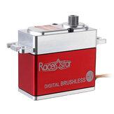 Racerstar BLS7032HV 180 ° 32KG senza spazzola Digitale Servo Per 600/650/700 Swashplate RC elicottero Robot per auto aereo