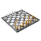 Magnetic Chess Folding Large Magnetic Board with Pieces Chess Toys for Kids Gift