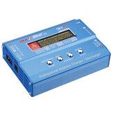 SKYRC iMAX B6 V2 60 W 6A DC 2,5 mm / XT60-Ladegerät mit zwei Eingängen Batterie-Balance-Entladegerät mit XT60-Ausgang für Lipo / Li-Ion / LiHV / LiFe / NiMh Batterie