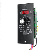 Digital Thermostat Control Board + Probe For Traeger Wood Pellet Grills Item # BAC236
