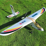 MD-1400 1400mm Envergadura EPO FPV Glider Trainer RC Airplane KIT / PNP