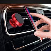 Magnetische Lüftungsöffnung Autotelefonhalter 360-Grad-Drehung für 4,0-6,5-Zoll-Smartphone