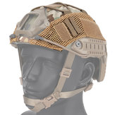 Tactical Helm Cover Airsoft Military Fast Helmet Hunting Paintball Gear Combat