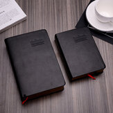 1 Piece A6 Large Size Thicken Bible Notebook Leather Cover Journal Diary Notepad Office School Stationery