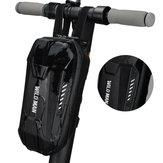 BIKIGHT PU + EVA 2L / 3L ضد للماء حقيبة المقود حقيبة الدراجة حقيبة سكوتر لـ M365 ES1 / ES2 / Pro سكوتر كهربائي
