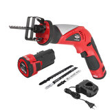 2000mAh Li-Ion 12V Cordless Electric Reciprocating Saw Rechargeable For BOSCHT118A T127D