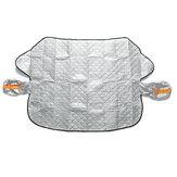 Magnetyczna osłona przedniej szyby samochodu Śnieg Lód Mrozowy Osłona przeciwsłoneczna Tarcza ochronna