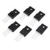 30 stuks FQPF10N60C TO-220 10N60 TO220 10N60C 10A 600V MOSFET N-kanaal IC