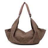 Women Canvas Backpack Shoulder School Bag Travel Handbag Satchel Tote Purse