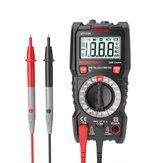 HT830l HT113A / B / C Digitale ad alta precisione Profissional Multimetri DC / AC Misuratore di corrente Misuratore di corrente Mini palmare Multimetro digitale NCV