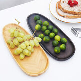 Chengshe Multifunctional Bamboo Saucer Tea Tray Fruit Plate Snack Plate Nut Plate from XIAOMI Ecological Chain
