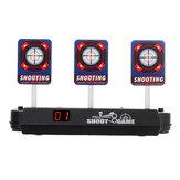 Mini Electronic Scoring Target Electric Score Bullet Shooting Target Toy