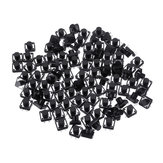 100pcs Momentary Tactile Push Button Switch 12x12x9mm