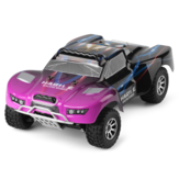 Wltoys 18403 1/18 2.4G 4WD RC Car Short Course Course RTR نموذج