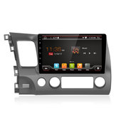 YUEHOO 10.1 Pollici per Android 9.0 Car MP5 Player 4 + 32G Stereo Radio GPS WIFI 4G bluetooth FM AM RDS per Honda Civic 2006-2011