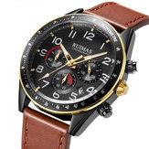 RUIMAS5743ATMSuGeçirmezIşıltılı Ekran Kuvars Saat