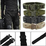 130CM Mens Outdoor Military Durable Canvas Cinto