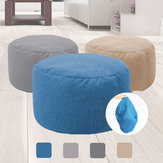 Couverture de Footool de sac d'haricot de 20 * de 32cm d'intérieur pour le sofa paresseux multicolore d'enfants