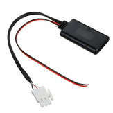 3Pin bluetooth Audio Adapter Aux Cable Music Stereo For Honda GL1800 Goldwing