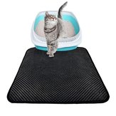 Waterproof Double-Layer Cat Litter Mat Pet Folding EVA Non-Toxic Pad Pet Mat Clean Tool