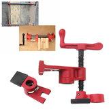 Tubulação de colagem de madeira braçadeira Conjunto de tubulação braçadeira para tubos de água de plástico de madeira para madeira braçadeira