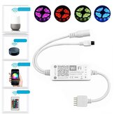 5Pin Smart WiFi RGBW Voice Control LED Strip Light Controller Work With Apple HomeKit Alexa DC5-24V