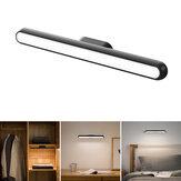 LED Nástěnná lampa USB Nabíjecí Závěsná Magnetická Společná Lampa na čtení