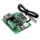 3pcs W1209 Digital DC12V Temperature Controller Heat Temp Control Switch Module