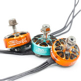 RCINPOWER SmooX 2306 Plus 1880KV 5-6S / 2280KV 2580KV 4-5S Motor Sin escobillas para RC Drone FPV Racing