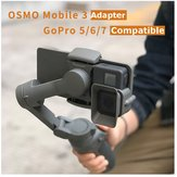 CQT OSMO Mibile 3 OM4 Accessoires Gimbal Adapter Camerabevestiging voor GoPro 5/6/7 OSMO Action CAM