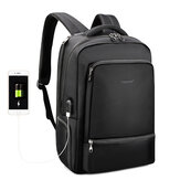 Tigernu 22L USB Backpack Waterproof 15.6inch Laptop Bag Sports Travel Hiking Climbing Rucksack