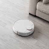 Xiaomi Mijia STYJ02YM 2 in 1 Robot Vacuum Mop Vacuum Cleaner Sweeping Mopping 2100pa Wifi Smart Planned Clean Mi Home APP