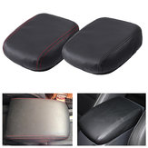 PU Leather Car Center Armrest Console Lid Box Cover For Volkswagen Golf 7 13-17
