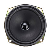 4.5 Inch 10W 8Ω DIY Bass Horn Stereo Subwoofer Speaker Loudspeaker Home Party Decor