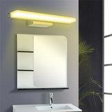 Đèn LED phòng tắm hiện đại 20W Gương chống sương mù Mặt trước Trang điểm Đèn tường Phòng vệ sinh 120cm